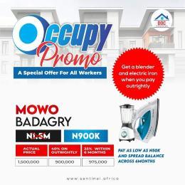 Residential Land Land for sale DOC GARDEN ESTATE Age Mowo Badagry Lagos