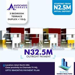 Terraced Duplex House for sale ... Mushin Lagos