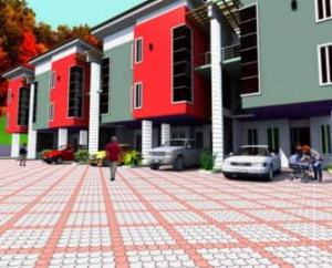 4 bedroom Blocks of Flats House for sale Salvation road, Awuse Estate, After Sheraton Opebi Ikeja Lagos