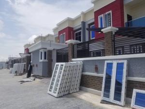 4 bedroom Terraced Duplex House for sale Between Chevron and VGC, Opposite Lekki County Homes, Ikota, Creek Avenue Court Ikota Lekki Lagos