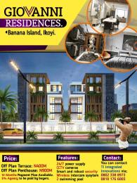4 bedroom Terraced Duplex House for sale . Banana Island Ikoyi Lagos