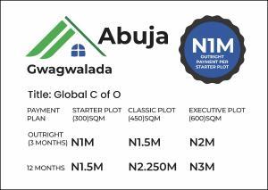 Residential Land Land for sale Behind University Teaching Hospital Gwagwalada, Close To Louis View International College Gwagwalada Abuja