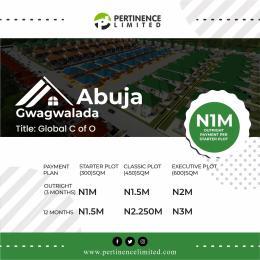 Land for sale Abuja Gwagwalada Gwagwalada Abuja