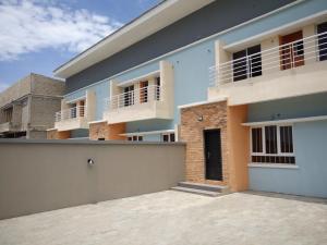 4 bedroom Terraced Duplex House for sale Duke's Court Estate, Off Adenike Olotu Street, Off Mobil Road Ilaje Bus Stop, Lekki Phase 2 Lekki Lagos