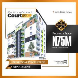 2 bedroom Penthouse for sale Behind Onike Art Gallery Ikate, Lekki Ikate Lekki Lagos