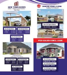 Residential Land Land for sale after the dome dunamis international church by conoil opposite wood and frame lugbe. Lugbe Abuja