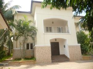 5 bedroom House for rent Off Lake Chard Crescent Maitama Phase 1 Abuja