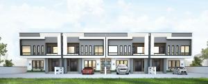 4 bedroom Terraced Duplex House for sale 4 Bedroom terrace Duplex in paragon meridian boulevard Estate Okun Ajah Ajah Lagos