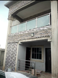 1 bedroom mini flat  Flat / Apartment for rent Obawole Ogba Bus-stop Ogba Lagos