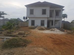 4 bedroom Detached Duplex House for sale Osongoma estate Uyo Akwa Ibom