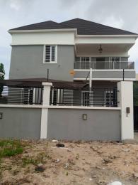 6 bedroom Detached Duplex House for sale United estate Sangotedo,Ajah Sangotedo Ajah Lagos