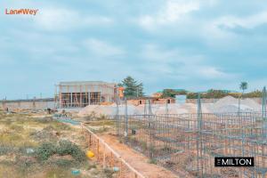 Residential Land Land for sale Milton Estate Awoyaya Majek Sangotedo Lagos