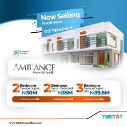 3 bedroom Mixed   Use Land Land for sale Atlantic Layout Estate, Ajiwe By Lbs, Off Lekki Epe Expressway Lagos Lekki Lagos