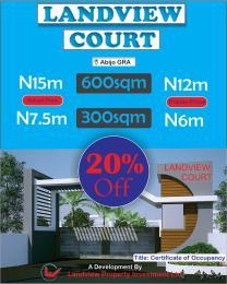 Residential Land Land for sale Landview Court Abijo GRA Ajah Ajah Lagos