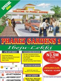 Mixed   Use Land for sale Abule Pan Eluju Ibeju-Lekki Lagos