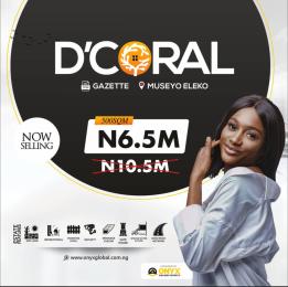 Mixed   Use Land Land for sale Dcoral Estate Moseyo Mosere Ikoga Ibeju-Lekki Lagos