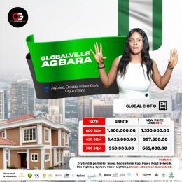 Residential Land Land for sale Agbara, beside trailer park, Ogun state Agbara-Igbesa Ogun