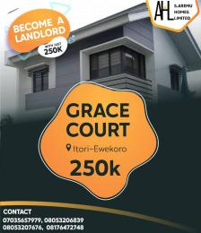 Residential Land Land for sale Papalanto Ewekoro Ogun