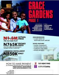 Residential Land Land for sale Ikwerre Rivers