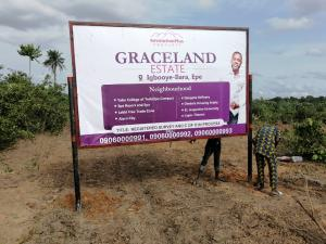Residential Land Land for sale IGBOOYE-ILARA EPE  Epe Road Epe Lagos