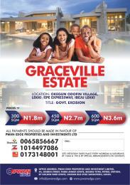 Residential Land Land for sale OKEGUN ODOFIN VILLAGE, LEKKI/EPE EXPRESSWAY, IBEJU LEKKI  Ibeju-Lekki Lagos