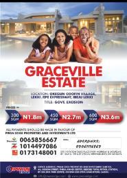 Mixed   Use Land Land for sale - Ikegun Ibeju-Lekki Lagos