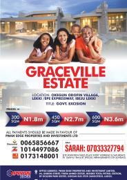Mixed   Use Land Land for sale Okegun Lekki-Epe Expressway Eleranigbe Ibeju-Lekki Lagos