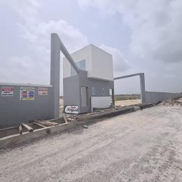 Residential Land for sale Idera Housing Scheme Before Eleko Junction Eleko Ibeju-Lekki Lagos