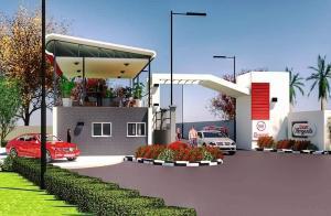 Residential Land Land for sale Idera Housing Scheme Lekki Epe Expressway Before Eleko Junction Ibeju Lekki Lagos State. Off Lekki-Epe Expressway Ajah Lagos