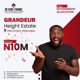 Residential Land Land for sale Inside Fidiso Estate Majek Sangotedo Lagos
