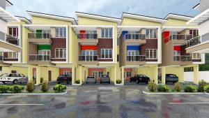 4 bedroom Terraced Duplex House for sale . Town planning way Ilupeju Lagos
