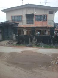 Blocks of Flats House for sale Shogunle Oshodi Lagos