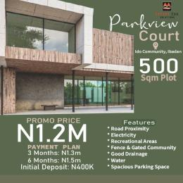 Residential Land for sale Eleyele Ido Oyo
