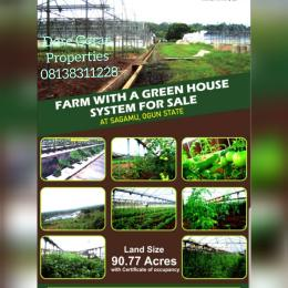 Tank Farm Commercial Property for sale Sagamu Ogun