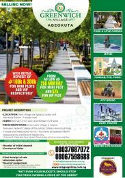 Serviced Residential Land Land for sale FUNAAB-Harmony Road Abeokuta Ogun