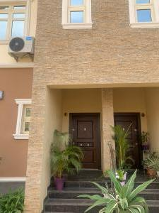 4 bedroom Semi Detached Duplex House for rent Life camp Life Camp Abuja