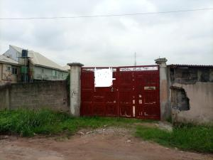 Residential Land Land for sale Peace Estate Sholuyi Soluyi Gbagada Lagos