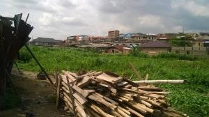 Land for sale behind County Hospital Aguda(Ogba) Ogba Lagos
