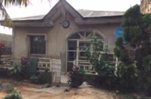 Terraced Bungalow House for sale God first Estate  Mile 12 Kosofe/Ikosi Lagos