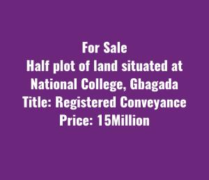 Residential Land Land for sale phase 2 Extension  Gbagada Lagos
