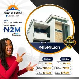 Land for sale Satellite Town, Festac Amuwo Odofin Lagos