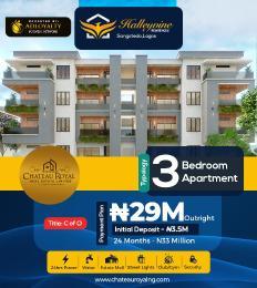 3 bedroom Terraced Duplex for sale Off Monastery Road Sangotedo Ajah Lagos