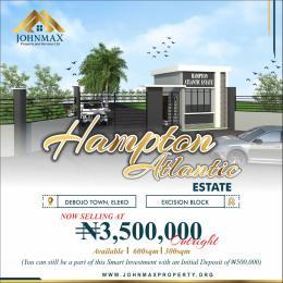 Residential Land Land for sale Debojo town Ibeju-Lekki Lagos