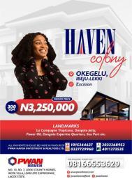 Mixed   Use Land Land for sale Dangote Jetty  Ibeju-Lekki Lagos