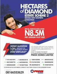 Mixed   Use Land for sale Sangotedo Ajah Lagos