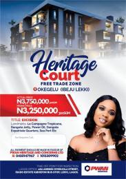 Mixed   Use Land for sale Okegelu Free Trade Zone Ibeju-Lekki Lagos