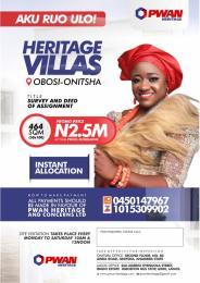 Mixed   Use Land for sale Obosi Onisha Owerri Imo