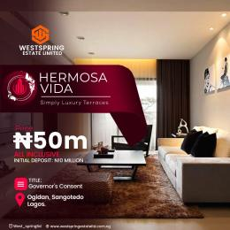 House for sale Ogidan Sangotedo Lagos