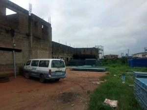 Industrial Land Land for sale Major alimosho road Alimosho Lagos