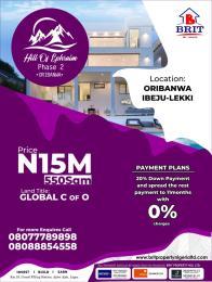 Residential Land for sale   Lakowe Ajah Lagos